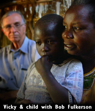 Vicky Waraka translating Bible into Moru 1