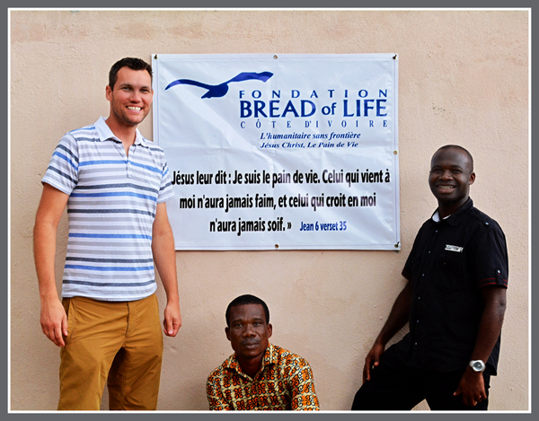 bread of life sign