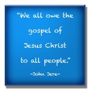 John Jere Quote