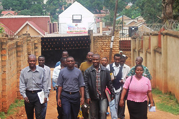 ISM, Uganda, Muhindo Kawede, Evangelism