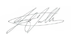 Tim's Signature