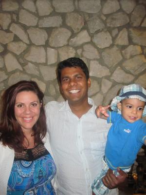 Paul, Molly and Isaiah 2