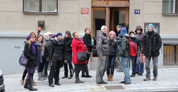 Mission Trip to Czech Republic – December 2011 Update