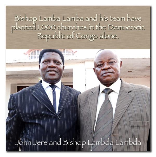 Pull Quote above John and Lambda Lambda Photo
