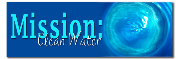 Mission: Clean Water Banner
