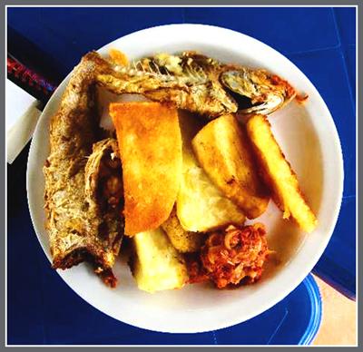 Ivory Coast Food