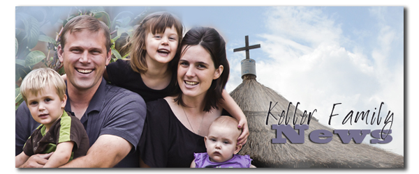 Keller Family News Banner