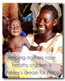 Helping Zambian Mothers
