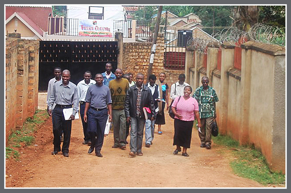 <strong>ISM students head to the streets of Kampala to share Jesus!</strong>