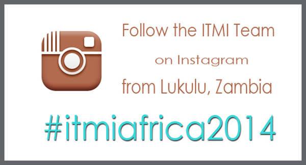Follow the ITMI team