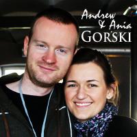 Feature, Andrew Gorski, Ania Gorski