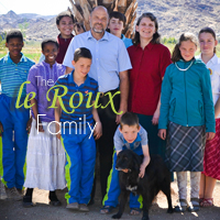 le Roux, South Africa, Onseepkans Mission, Feature