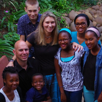 Feature, Smith Family, South Africa