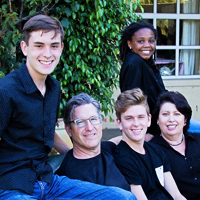 feature, Parris family, Mark Parris, Cindi Parris