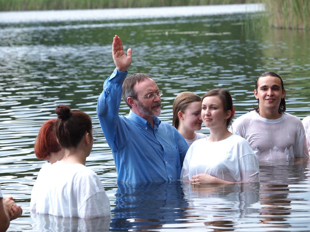 Piotr Zaremba, Poland, Baptism