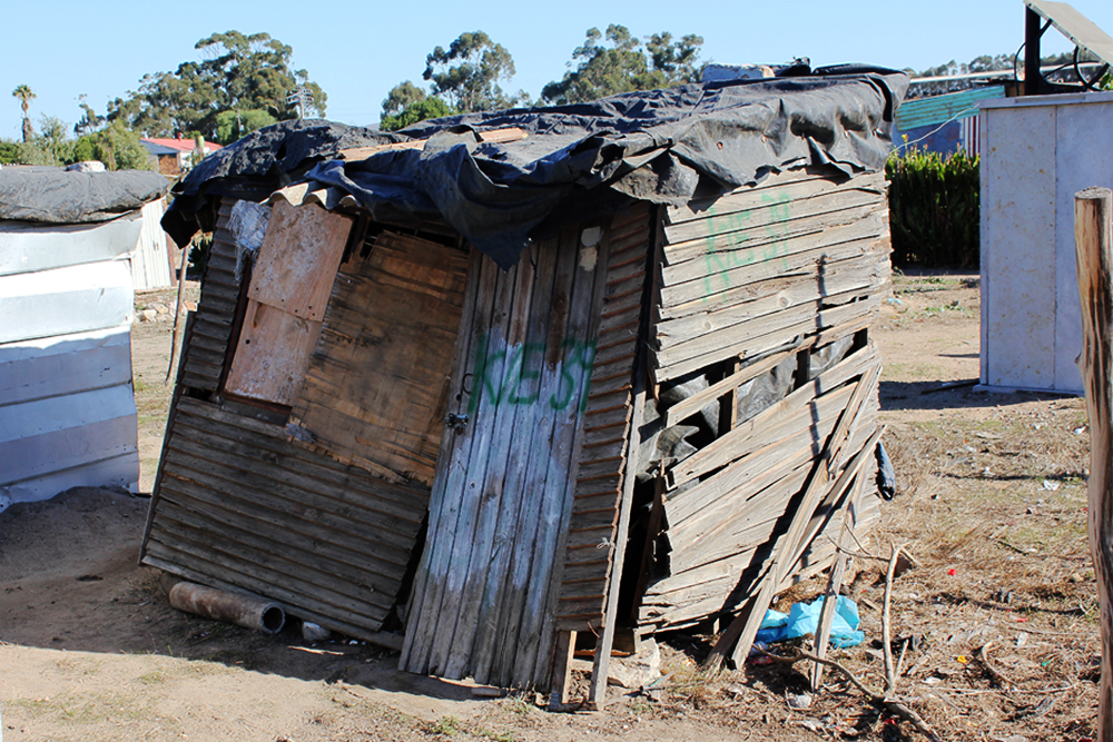 Stone Hill, South Africa, Charl van Wyk, Sports, Poverty