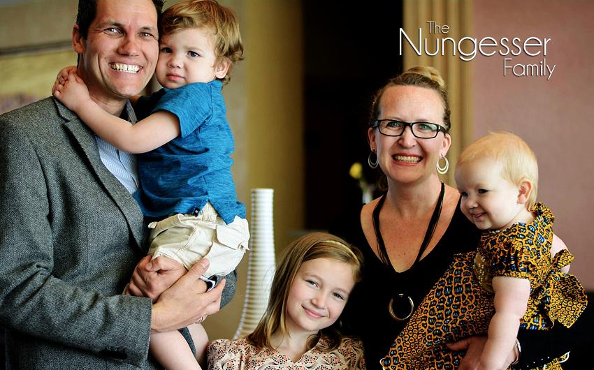 Richard Nungesser, Brooke Nungesser, Nungesser Family