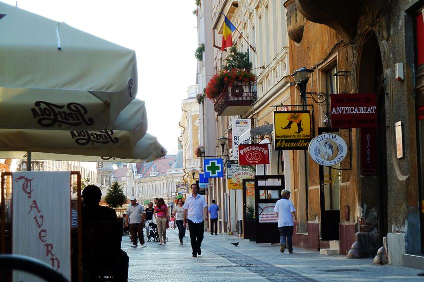 Romanian Street
