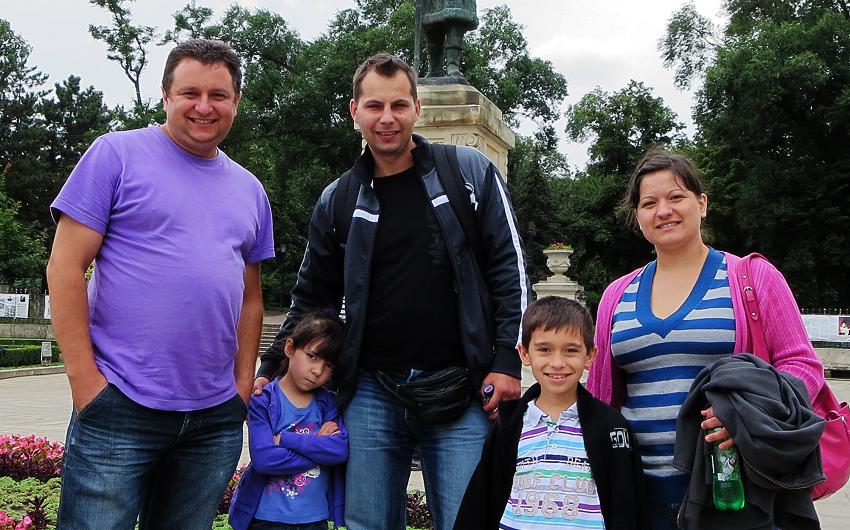 Bread of Life, Moldova, Tomek, John, Oxen