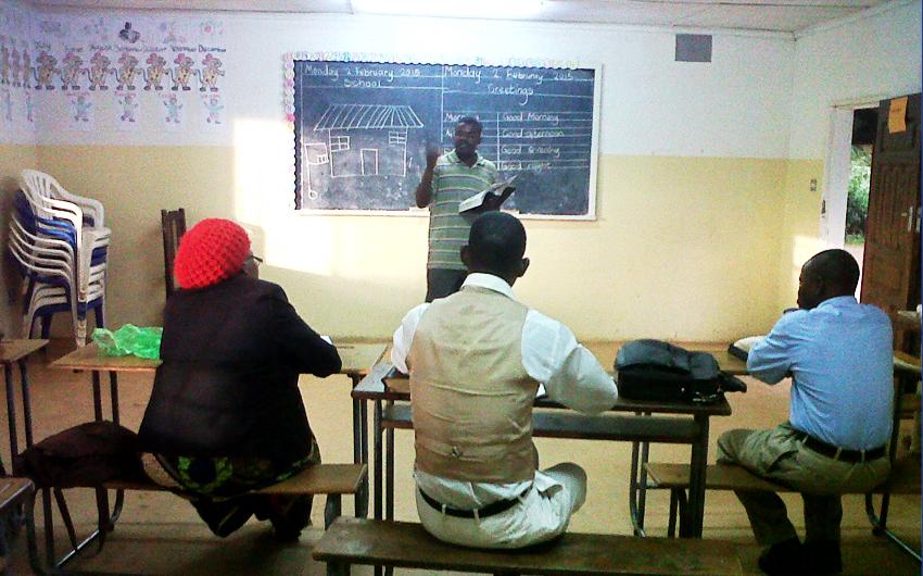 Lusaka Bible College, Zambia