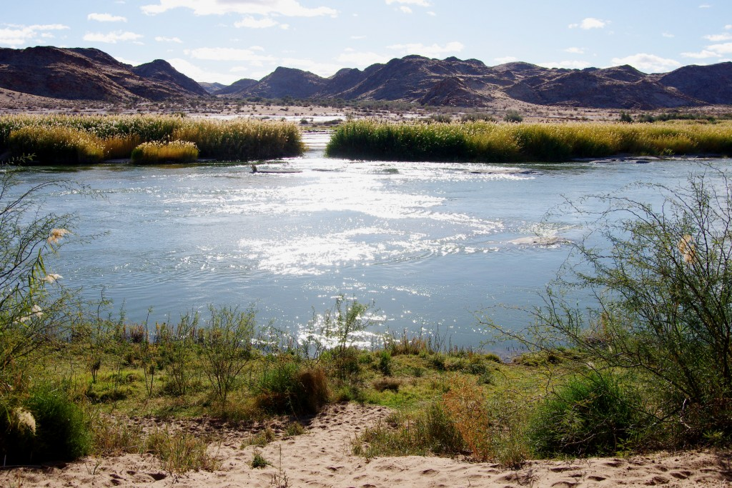 Onseepkans, South Africa, Orange River