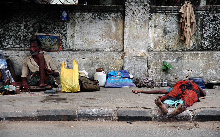 Poverty, India,