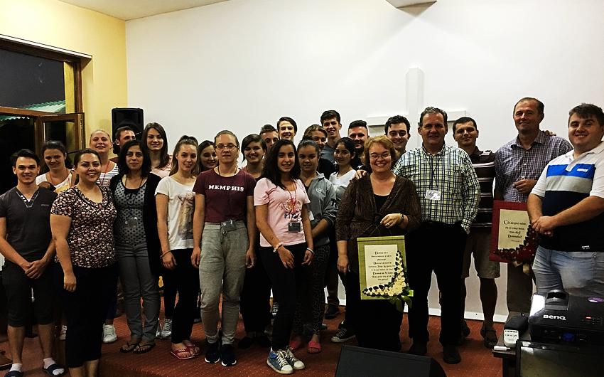 Young Couples Fellowship, Ban, Romania
