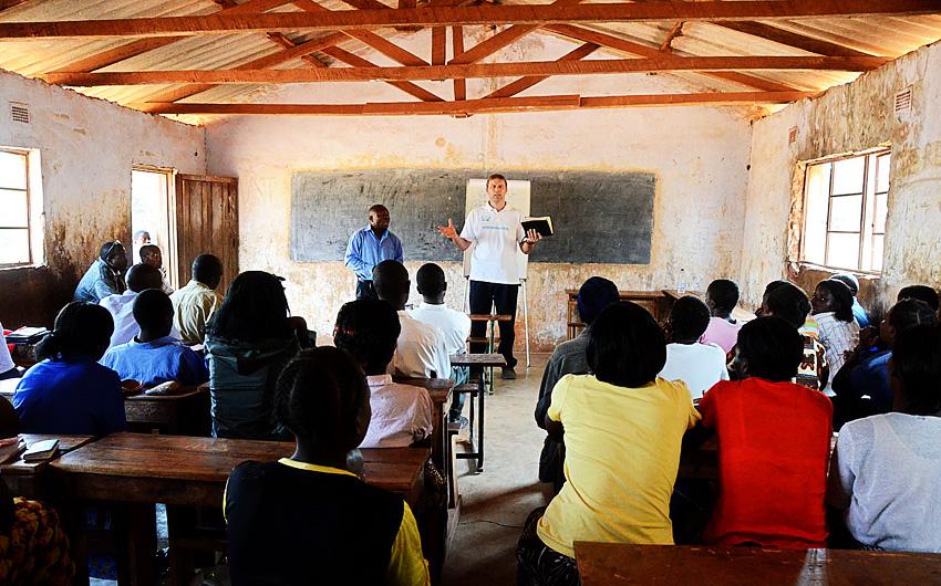 Timothy Keller, Zambia