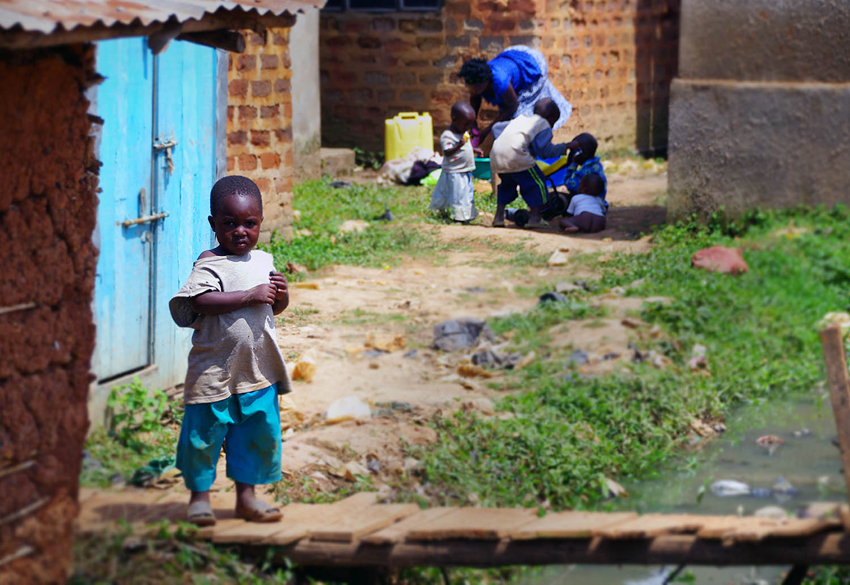 Uganda, child, ISM