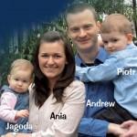 Andrew Anna Gorski Family