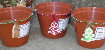 Christmas-Pots