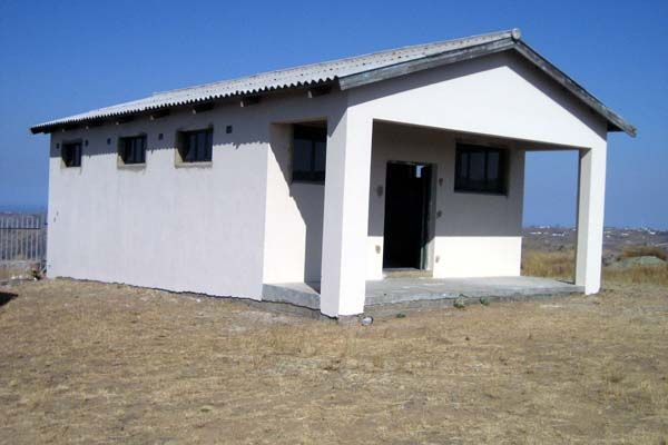 building for future med clinic