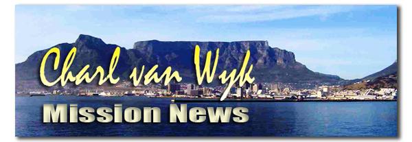 charl van wyk mission news banner