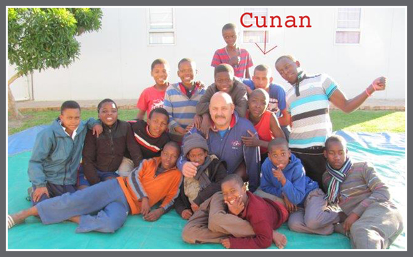 Cunan, Stone Hill, South Africa