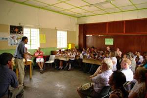 gospel in schools