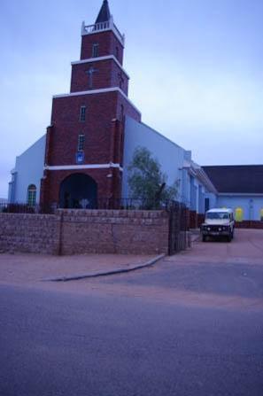 mission station