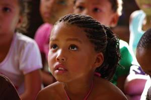 faces of children