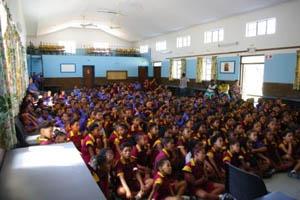 gospel in south African schools