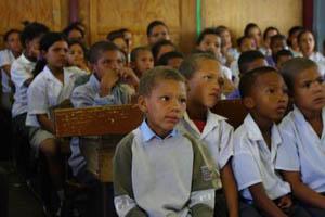gospel being taught