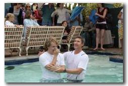 parris baptism