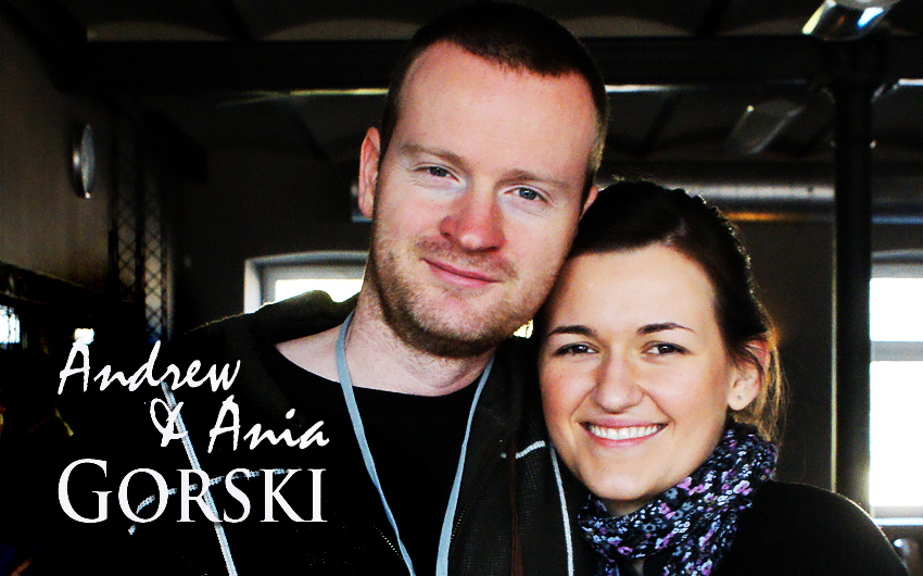 Andrew Gorski, Ania Gorski, Poland, Gospel JOy