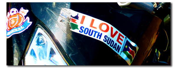 I love South Sudan