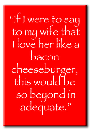 Love Like Cheeseburger