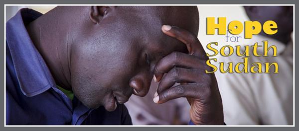 Hope for South Sudan