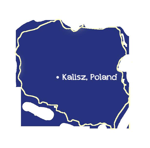 Kalisz, Poland, Tomek Jezyk