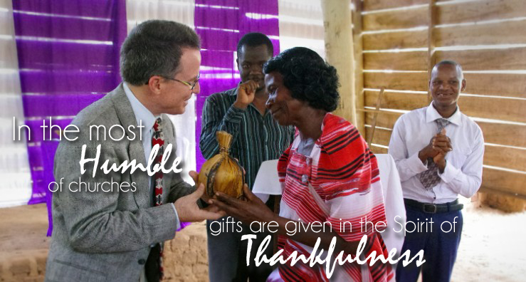 South Sudan, Gift
