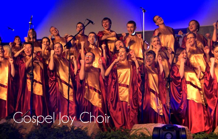 Gospel Joy Choir, Poland