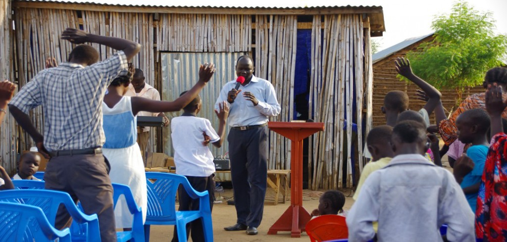 Jahim Buli, South Sudan, Church Planting