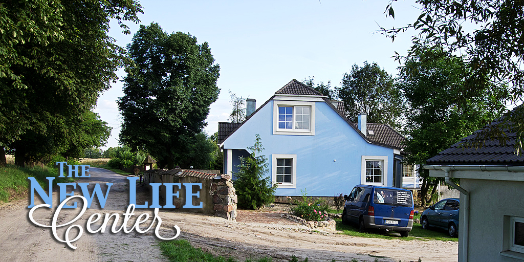 The New Life Center, Transformational Home for Men