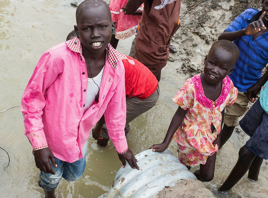 Refugees, South Sudan, Jahim Buli